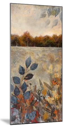 Gilded Horizon I-Georges Generali-Mounted Art Print