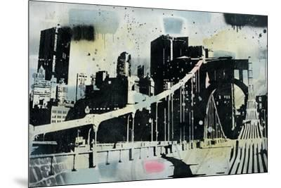 New York-Daniel Bombardier-Mounted Art Print