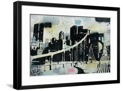 New York-Daniel Bombardier-Framed Art Print