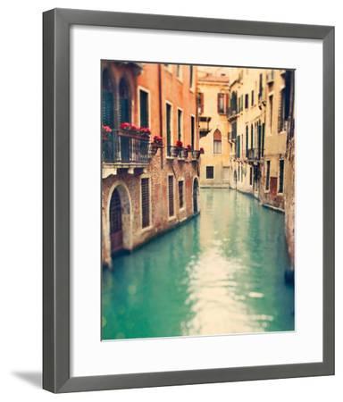 Venice Memories I-Irene Suchocki-Framed Giclee Print