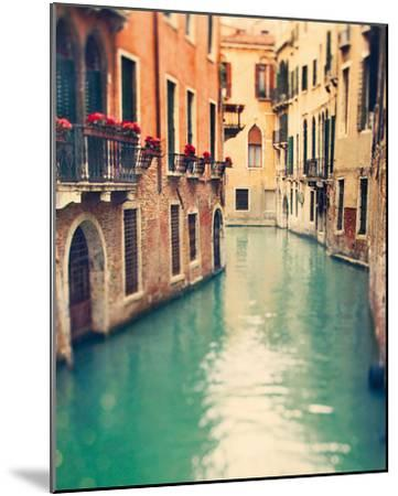 Venice Memories I-Irene Suchocki-Mounted Giclee Print