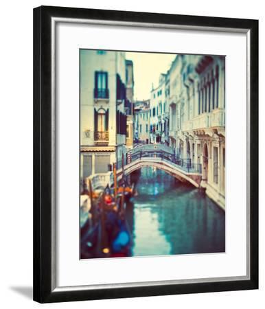 Venice Memories II-Irene Suchocki-Framed Giclee Print