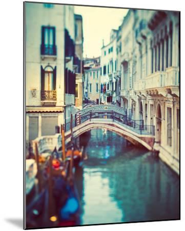 Venice Memories II-Irene Suchocki-Mounted Giclee Print