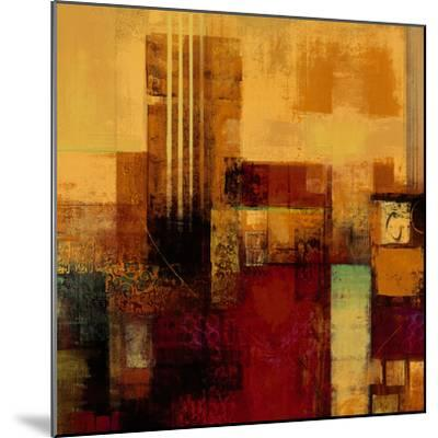 Copper I-Georges Generali-Mounted Giclee Print