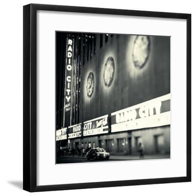 Silver City I-Irene Suchocki-Framed Giclee Print