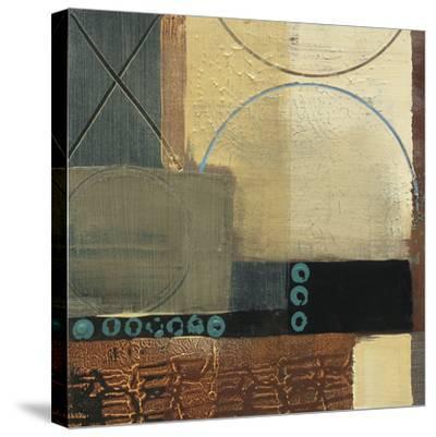 Meridian-Leslie Bernsen-Stretched Canvas Print