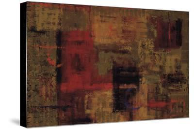Untold Stories-Penny Benjamin Peterson-Stretched Canvas Print