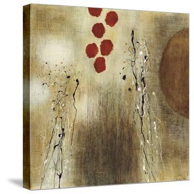 Autumn Moon II-Heather Mcalpine-Stretched Canvas Print