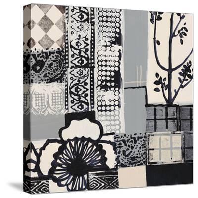 Nature's Patterns II-Leslie Bernsen-Stretched Canvas Print