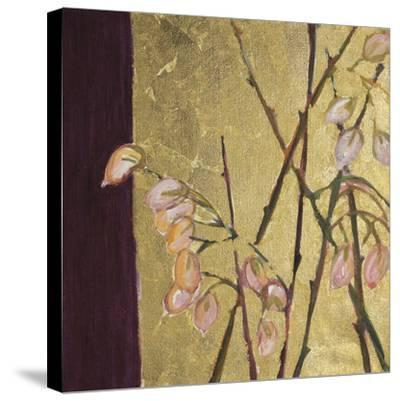 For the Love of Gold I-Natalia Morley Russell-Stretched Canvas Print