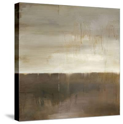 September Fog Descending-Heather Ross-Stretched Canvas Print