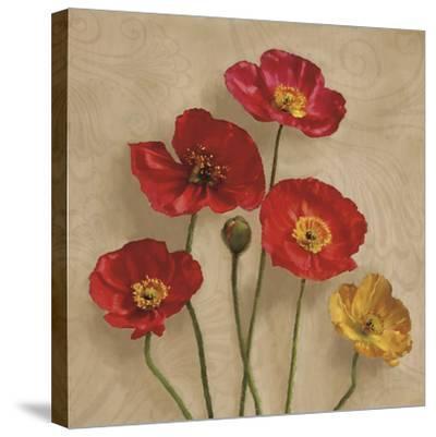 Graceful Spring I-Janel Pahl-Stretched Canvas Print