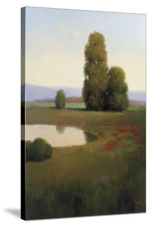 Lakeside-Udell-Stretched Canvas Print