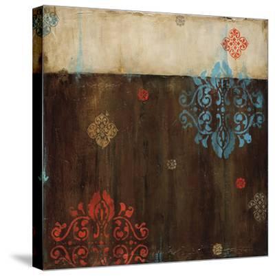 Damask Patterns II-Wani Pasion-Stretched Canvas Print