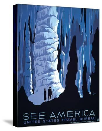 See America--Stretched Canvas Print