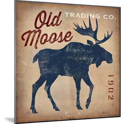 Old Moose Trading Co.-Ryan Fowler-Mounted Art Print