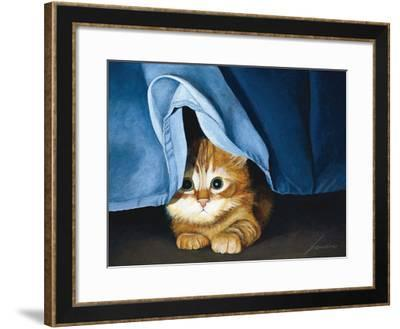 Clara-Lowell Herrero-Framed Art Print
