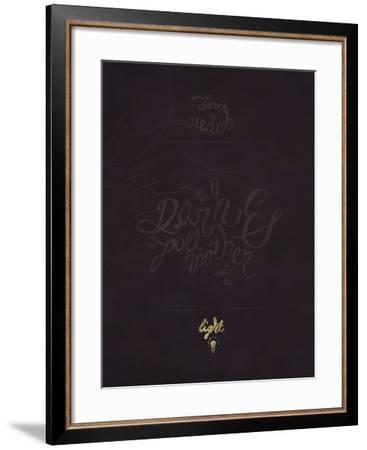 Light-Jay Quercia-Framed Giclee Print