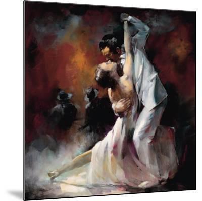 Tango Argentino I-Willem Haenraets-Mounted Art Print