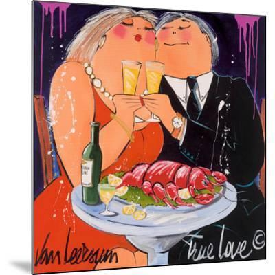 True Love-El Van Leersum-Mounted Art Print
