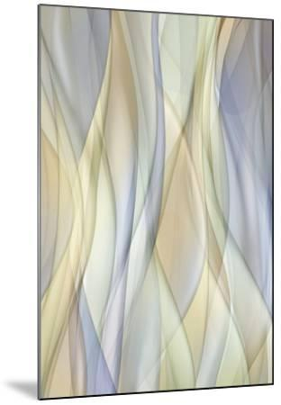 Sheer Lilac and Crème-J^P^ Clive-Mounted Art Print
