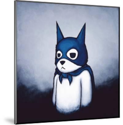 Bat Bear-Luke Chueh-Mounted Art Print
