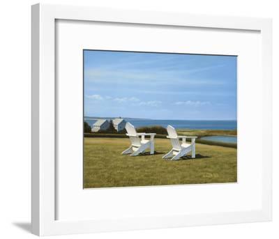 Spring Street-Daniel Pollera-Framed Art Print