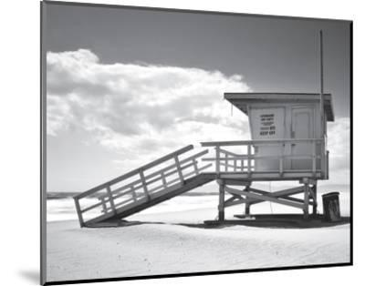 Santa Monica Beach--Mounted Art Print