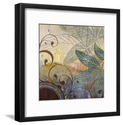 Turning Point 4-Sokol-Hohne-Framed Art Print