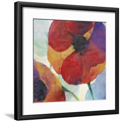 Poppy III-Doug Kennedy-Framed Art Print