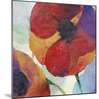 Poppy III-Doug Kennedy-Mounted Art Print
