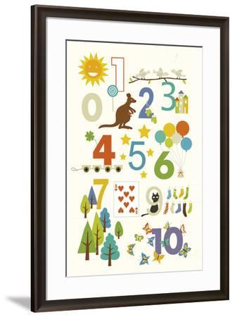123-Yuko Lau-Framed Art Print