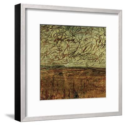 Text-J^ McKenzie-Framed Art Print