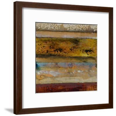 Cardinal Point I - Detail-Douglas-Framed Art Print