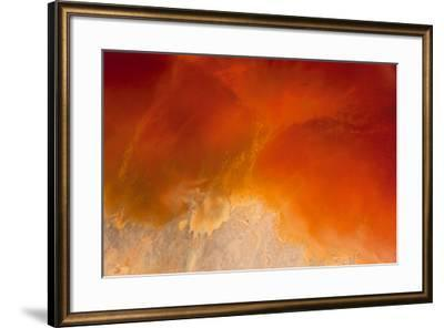 Amber Tide I-Peter Adams-Framed Giclee Print