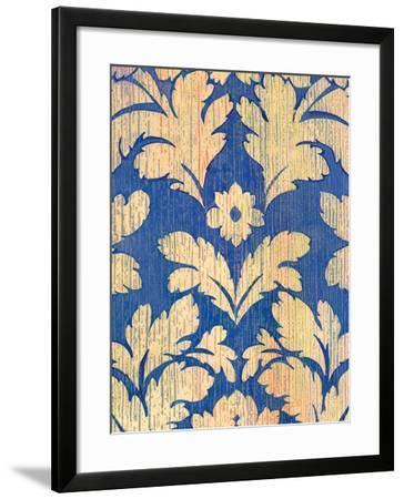 Chambray I-Sandra Jacobs-Framed Giclee Print