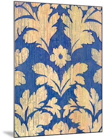 Chambray I-Sandra Jacobs-Mounted Giclee Print