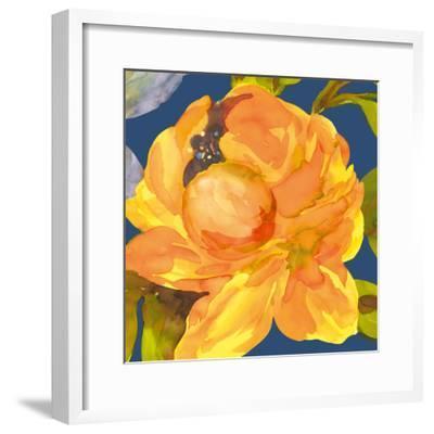 Night Flower I-Sandra Jacobs-Framed Giclee Print
