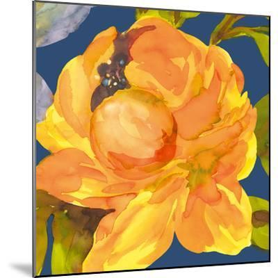 Night Flower I-Sandra Jacobs-Mounted Giclee Print