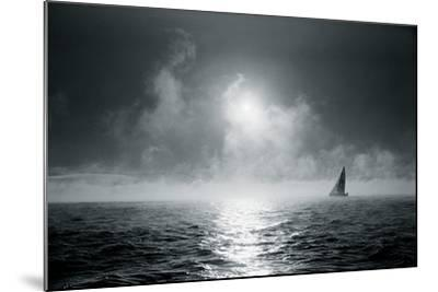 Drifting-Andrew Geiger-Mounted Giclee Print