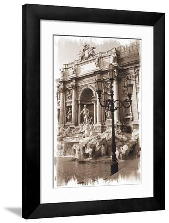 Eternal City III-Mike Toy-Framed Giclee Print