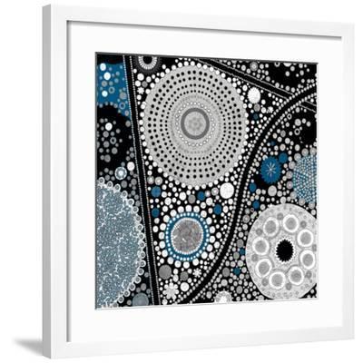 Bountiful Sprinkles - Panel II-Alistair Forbes-Framed Giclee Print