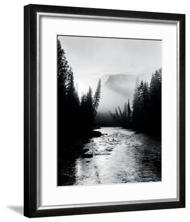 Silver River-Andrew Geiger-Framed Giclee Print