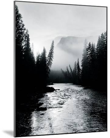 Silver River-Andrew Geiger-Mounted Giclee Print