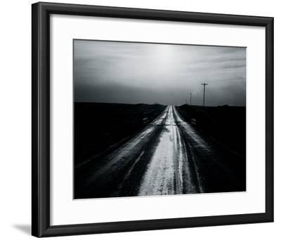 Silver Way-Andrew Geiger-Framed Giclee Print