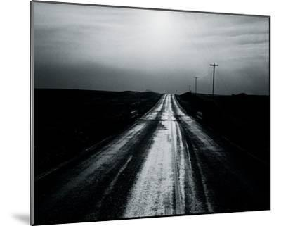 Silver Way-Andrew Geiger-Mounted Giclee Print