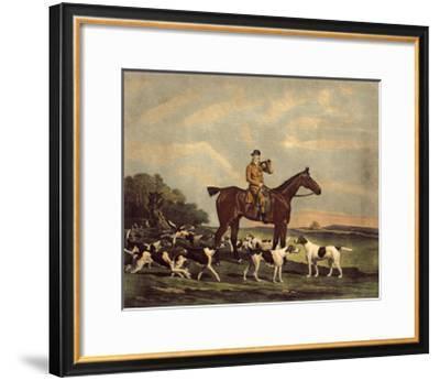 Thomas Oldaker-Benjamin Marshall-Framed Premium Giclee Print