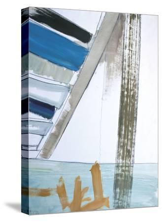 Jump In-Veronica Bruce-Stretched Canvas Print