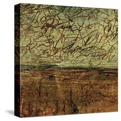 Text-J^ McKenzie-Stretched Canvas Print