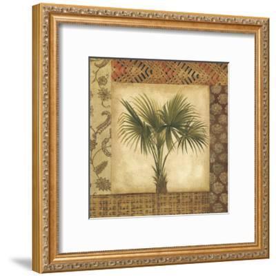Palm Song II-Elizabeth Jardine-Framed Giclee Print